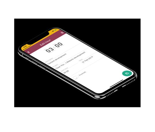 Freelance time tracking app   Gekko - Gekko